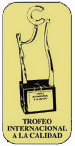 logo trofeo calidad