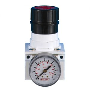 Reg., lubricators & filters