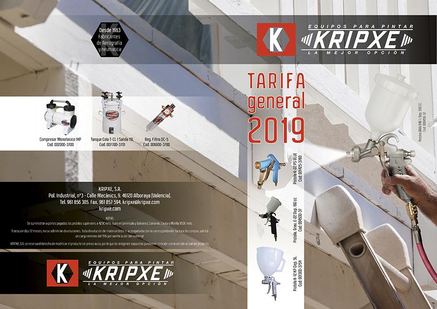 PORTADA TARIFA GENERAL-2019-01
